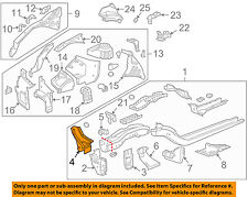 GM OEM Fender-Outer Support Right 22745474