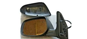 TOYOTA AVENSIS 2003-2005 PASSENGER SIDE WING MIRROR ELECTRIC LEFT HAND N/S