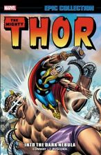 Thor Epic Collection: Into the Dark Nebula by Gerry Conway  comic book graphic