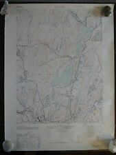 1948 - Antique Geographic Map of Wanaque, New Jersey - Army Map Service