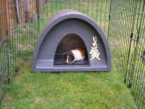 RABBIT TORTOISE HOUSE £51 GUINEA PIG HEDGEHOG FERRAL HOUSE HIDEAWAY HUTCH