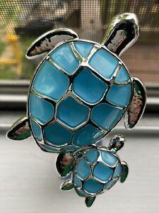 Bath Body Works Sea Turtle & Baby Nightlight Wallflower Plug In New!