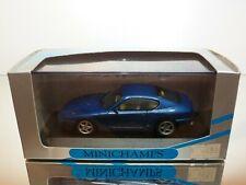 MINICHAMPS 72402 FERRARI 456 GT - BLUE METALLIC 1:43 - VERY GOOD IN BOX