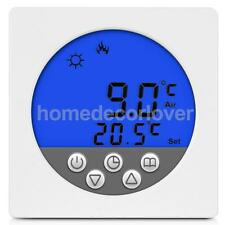 Universal Programmable Thermostat Room Temperature Heating Control C15-Blue