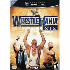 Gamecube Wwe: Wrestlemania XIX USA US Complete