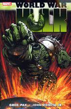 Hulk: WWH - WORLD WAR HULK Softcover Graphic Novel