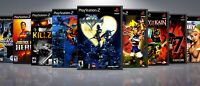 Replacement PlayStation 2 PS2 Titles J-L Covers and Cases. NO GAMES!