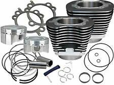 "S&S CYCLE 107"" BIG BORE CYLINDER KIT 07-14 BIG TWIN MODELS SUIT HARLEY OR CUSTOM"