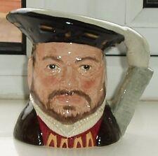 Royal Doulton carattere Brocca-Enrico VIII-D6647-Small-c1975-VINTAGE