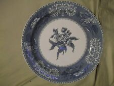 "Antique 14.5"" Spode Copeland Camilla Blue Charger Plate -  excellent condition"