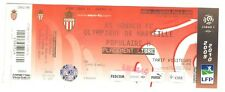 Billet / Place Olympique de Marseille - Monaco vs OM - 2010 ( 039 )