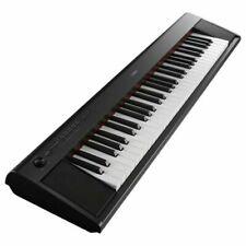 Yamaha Np-12 61-Key Piaggero Portable Keyboard - Black