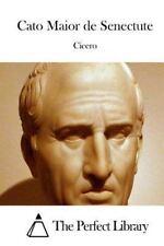 Cato Maior de Senectute by Cicero (2015, Paperback)