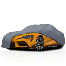 [CSC] Waterproof Semi Custom Fit Car Cover for 2020 2021 Toyota Supra