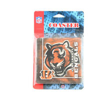NFL Cincinnati Bengals Coaster Set of Six