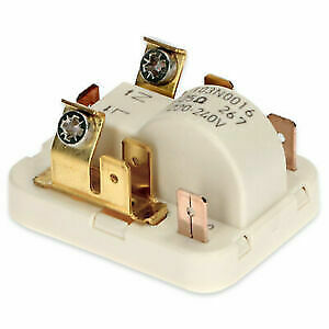 ELECTROLUX Genuine Start Relay Fridge Freezer Compressor Unit DANFOSS 103N0021