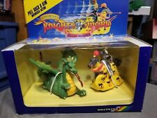 Britains: The Knights of the Sword #7755 Power Dragon and Knight in Box