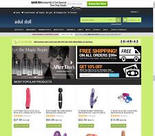 SexShop Affiliate website white label