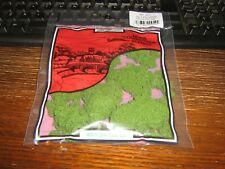CLUMPS OF HEDGE FOLIAGE - MID GREEN - PACK 2 - BY JARVIS - JHF2   (shelf 1)