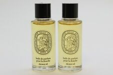 2x Diptyque Do Son Huile de Parfum Shower Oil, .5 Ounce Ea (NWOB)