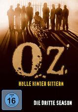 3 DVDs * OZ - HÖLLE HINTER GITTERN - SEASON / STAFFEL 3 # NEU OVP +