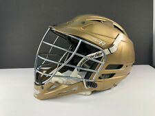Cascade Cpx-R Lacrosse Helmet Adult One Size Fits Most Gold Seven