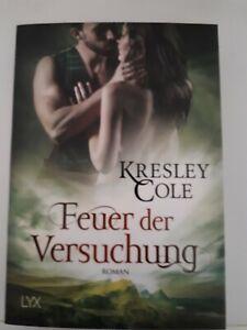Feuer der Versuchung-Kresley Cole-LYX-Bastei Lübbe 2017-393 Seiten