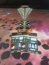 Star Wars Armada - Imperial Interdictor Barebones NO UPGRADE CARDS