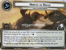 Lord of the Rings LCG - #053 Hunted in Harad-race across Harad