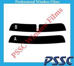 PSSC Pre Cut Sun Strip Car Window Tint Films for CADILLAC STS 2005-2009