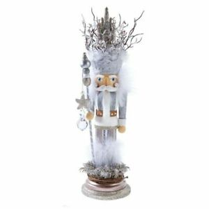"Kurt Adler 17.5"" Hollywood Castle King Nutcracker."