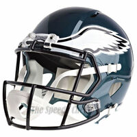 PHILADELPHIA EAGLES RIDDELL SPEED NFL FULL SIZE REPLICA FOOTBALL HELMET