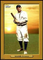Honus Wagner 2020 Topps Turkey Red 2020 5x7 Gold #TR-74 /10 Pirates