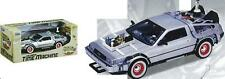 Back to the Future Part III - 1:24 Scale Die-Cast DeLorean Replica - Welly Free