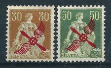 Switzerland 1919-20 First Airmail Stamps Mint Hinged CV £230
