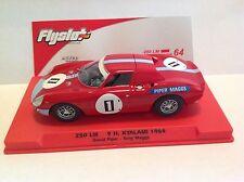 FLYSLOT FERRARI 250 LM. 9H. KYALAMI 1964- LTD. EDITION -NEW!