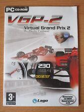 JEUX VIDEO VGP2-2 VIRTUAL GRAND PRIX 2 PC CD-ROM WINDOWS