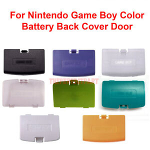 Replacement Battery Cover Door Lid For OEM Nintendo Gameboy Color GBC Authentic