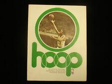 December 19, 1976 Boston Celtics @ New York Nets NBA Program