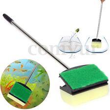 UK Aquarium Brush Cleaning Tool Sponge Cleaner for Glass Fish Tank Algae Scraper