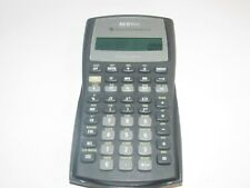 Ti-Ba Ii Plus Texas Instruments Business Analyst Financial Calculator With Cover