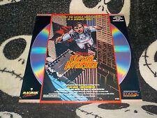 The Return of Captain Invincible Laserdisc LD Alan Arkin Free Ship $30 Orders