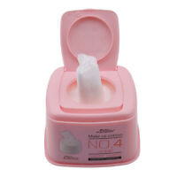 250Pcs Facial Makeup Polish Cleaning Wipes Supplies Remover Cotton Pads Nail MA