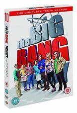 THE BIG BANG THEORY season 10 Region 2 New DVD Quick Dispatch