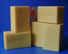 Beeswax (5) x 1 kg blocks of 100% pure Australian natural bees wax