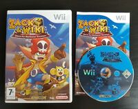 Zack & Wiki Quest for Barbaros' Treasure - Nintendo Wii / Wii U - PAL - Fast P&P