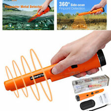 Pro Gp Pinpointer Metal Detector Waterproof Lanyard Pointer Detecting Underwater