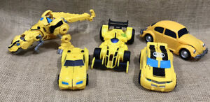 Lot of Transformers Bumble Bee Hasbro Transformers