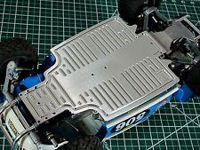 Aluminum CNC Chassis Plate Tamiya 1/10 RC VW Super Champ Buggy Sand Scorcher SRB