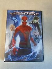 The Amazing Spider-Man 2 (DVD, 2014) Brand New